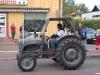 Traktor crusing under motorveckan