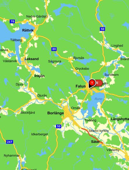 Getting Here Kopparleden